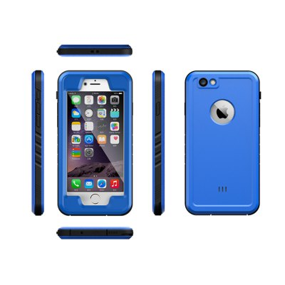 WPC-01 Protective Waterproof Cover Case for iPhone 6 / 6S Anti-scratchesiPhone Cases/Covers<br>WPC-01 Protective Waterproof Cover Case for iPhone 6 / 6S Anti-scratches<br><br>Color: Black,Blue,Green,Purple,Rose,White<br>Compatible for Apple: iPhone 6, iPhone 6S<br>Features: FullBody Cases, Waterproof Case<br>Material: PC, TPU<br>Package Contents: 1 x Protective Waterproof Case<br>Package size (L x W x H): 17.80 x 11.00 x 2.20 cm / 7.01 x 4.33 x 0.87 inches<br>Package weight: 0.137 KG<br>Product size (L x W x H): 15.20 x 7.85 x 1.29 cm / 5.98 x 3.09 x 0.51 inches<br>Product weight: 0.055KG<br>Style: Transparent