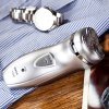 best FLYCO FS330 3D Floating Revolving Shaver Electric Double-track Cutter