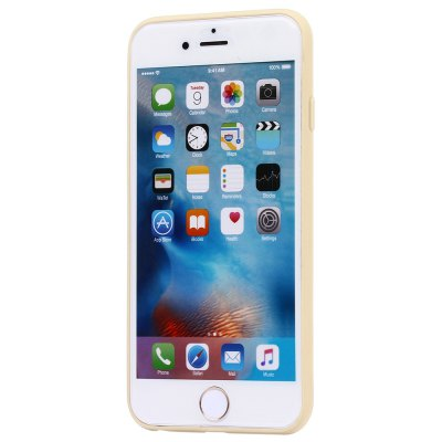 ASLING Ultra-thin Back Case Protector for iPhone 6 Plus / 6S Plus TPU Material