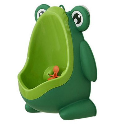 Children Frog Shaped Wall-hung Urinal