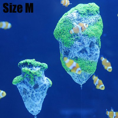 Simulation Avatar Pumice Stone Aquarium Decoration