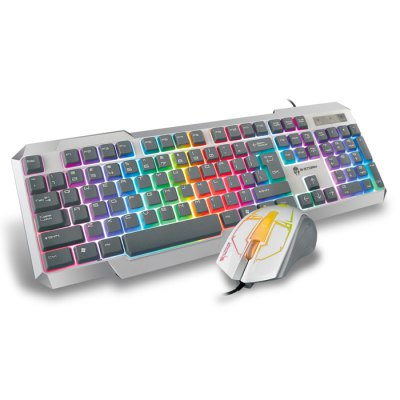 B-STORM T2000 Wired USB Gaming Mouse / Keyboard