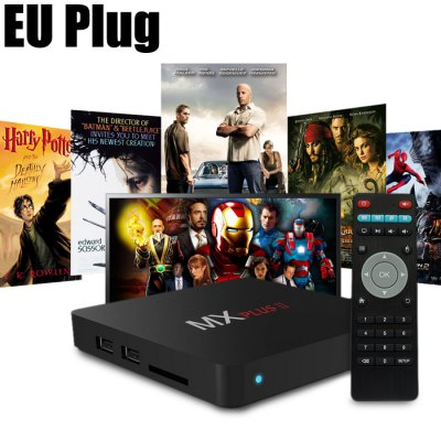 MX PLUS II TV Box