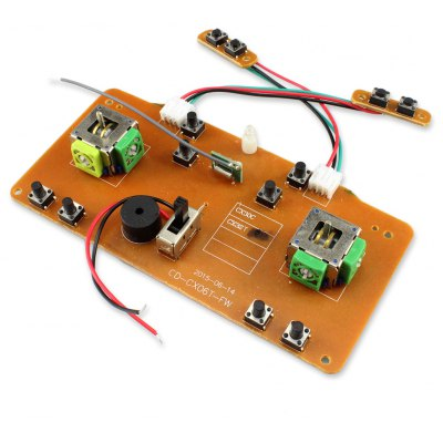 Spare Transmitter Board Fitting for Cheerson CX-32 CX-33 RC Model