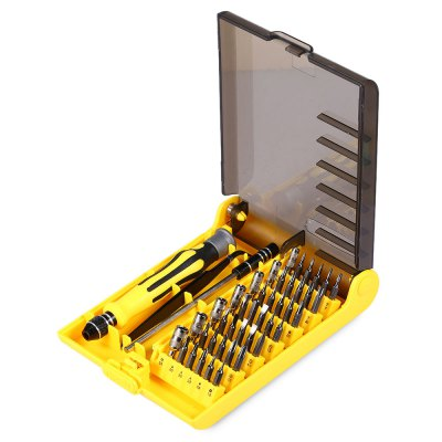 6089A 45 in 1 Multifunctional Screwdriver Tool Kit