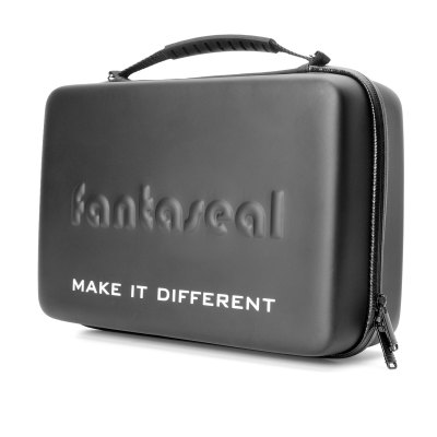 Original Fantseal 50-in-1 Super Accessory KitAction Cameras &amp; Sport DV Accessories<br>Original Fantseal 50-in-1 Super Accessory Kit<br><br>Accessory type: Camera Accessories Kit<br>Apply to Brand: Amkov,Dazzne,Eken,FIREFLY,GitUp,Gopro,Mobius,Polaroid,SJCAM,Soocoo,Xiaomi<br>Compatible with: Isaw, Mobius Action Sports Camera, Polaroid Cube, SJ4000, SJ4000 Plus, SJ4000 WiFi, SJ5000, SJ6000, SJ7000, SJCAM 4000 plus, SJCAM 5000 plus, SJCAM M10, SJCAM M10 Plus, Soocoo C10, Soocoo S60, GoPro Hero Series, GoPro Hero 4 Session, A9, Action Camera, AMK 5000, AMK 5000S, Dazzne P2, Dazzne P3, EKEN H9, FIREFLY 5S, FIREFLY 6S, GitUp Git1, Gitup Git2, Gopro Hero 1, Gopro Hero 2, Gopro Hero 3, Gopro Hero 3 Plus, Gopro Hero 4<br>Material: PU, EVA, ABS<br>Package Contents: 1 x Short Connector, 1 x Long Connector, 1 x Short Screw, 1 x Long Screw, 1 x Long Screw + Cap, 1 x Wrench, 1 x Tripod Adapter, 1 x 1/4 Adapter, 2 x Quick Release Buckle, 1 x J-Shaped Arm Quick Releas<br>Package size (L x W x H): 36.00 x 27.00 x 13.00 cm / 14.17 x 10.63 x 5.12 inches<br>Package weight: 2.000 kg<br>Product size (L x W x H): 32.00 x 23.00 x 10.00 cm / 12.60 x 9.06 x 3.94 inches<br>Product weight: 1.800 kg