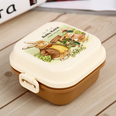 PP Lunch Box Square Style Food Container