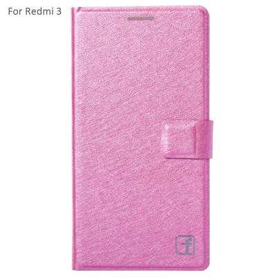 ASLING PU Leather Full Body Protective Case for Xiaomi Redmi 3