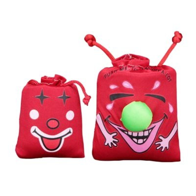 1PC Laughing Bag Novelty Trick Toy for Relaxing