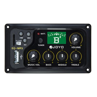 JOYO EQ - MP3 Equalizer with Tuner