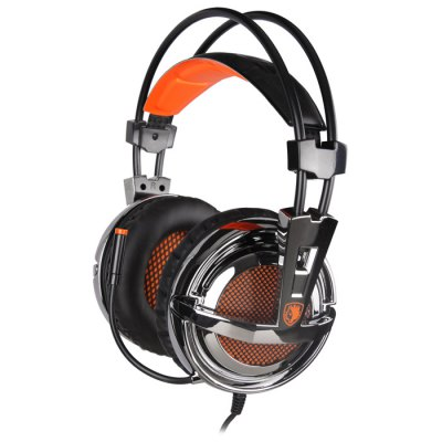 SADES SA-928 Gaming Headset with Mic 3.5mm Plug