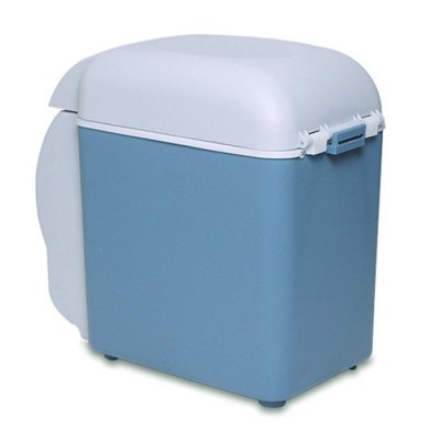 HUANJIE 12V 7.5L Capacity Portable Car Refrigerator Cooler WarmerOther Car Gadgets<br>HUANJIE 12V 7.5L Capacity Portable Car Refrigerator Cooler Warmer<br><br>Color: Blue<br>Features: Durable, Portable<br>Material: PP, Stainless Steel<br>Package Contents: 1 x Car Refrigerator, 1 x Car Power Cable, 1 x Shoulder Strap<br>Package size (L x W x H): 34.00 x 21.50 x 32.00 cm / 13.39 x 8.46 x 12.6 inches<br>Package weight: 1.7550 kg<br>Product size (L x W x H): 30.00 x 17.00 x 30.00 cm / 11.81 x 6.69 x 11.81 inches<br>Product weight: 1.3600 kg