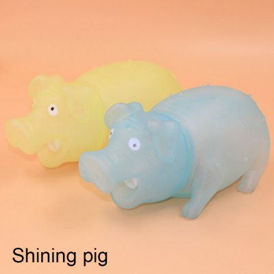 G706 Screech Pig Shining Style Creative Vent Toy for StudentNovelty Toys<br>G706 Screech Pig Shining Style Creative Vent Toy for Student<br><br>Features: Creative Toy, Creative Toy<br>Materials: PVC, PVC<br>Package Contents: 1 x Pig Toy, 2 x Button Battery, 1 x Pig Toy, 2 x Button Battery<br>Package size: 22.00 x 11.00 x 7.00 cm / 8.66 x 4.33 x 2.76 inches, 22.00 x 11.00 x 7.00 cm / 8.66 x 4.33 x 2.76 inches<br>Package weight: 0.1500 kg, 0.1500 kg<br>Product size: 21.00 x 10.00 x 8.60 cm / 8.27 x 3.94 x 3.39 inches, 21.00 x 10.00 x 8.60 cm / 8.27 x 3.94 x 3.39 inches<br>Series: Lifestyle, Lifestyle<br>Theme: Other, Other