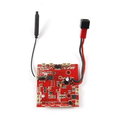 ФОТО Spare V666  -  06 Receiver Board with 6 Axis Gyro Fitting for Wltoys V666 RC Quadcopter