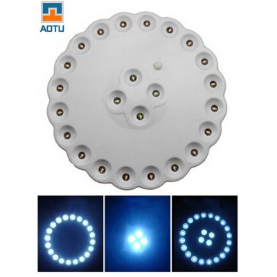AOTU AT5527 140LM 3 Mode 24 LED Camping Tent Light