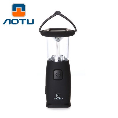 AOTU AT5532 Solar USB Rechargeable Camping Lantern