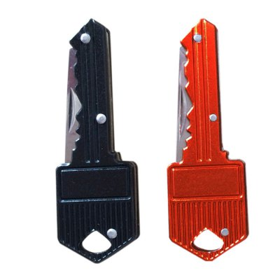 Outdoor Mini Key Style Pocket Folding KnifeEDC Tools<br>Outdoor Mini Key Style Pocket Folding Knife<br><br>Lock Type: No lock<br>Blade Length Range: 5cm-10cm<br>For: Adventure,Camping,Home use,Travel<br>Blade Material: Stainless steel<br>Handle Material: Alloy<br>Fold Length: 7.3cm<br>Unfold Length: 12.3cm<br>Blade Length: 5cm<br>Blade Width : 0.7cm<br>Hardness: 52HRC<br>Product weight: 0.017KG<br>Package weight: 0.032 KG<br>Product size (L x W x H): 12.30 x 3.00 x 3.00 cm / 4.84 x 1.18 x 1.18 inches<br>Package size (L x W x H): 8.00 x 3.00 x 3.00 cm / 3.15 x 1.18 x 1.18 inches<br>Package Contents: 1 x Folding Knife