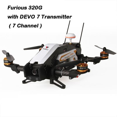 Walkera Furious 320 320G WIFI FPV Drone