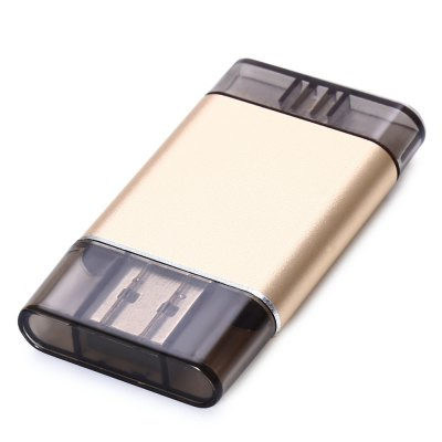 Double End 8GB i-FlashDrive HD 8Pin USB 2.0 OTG Flash Drive