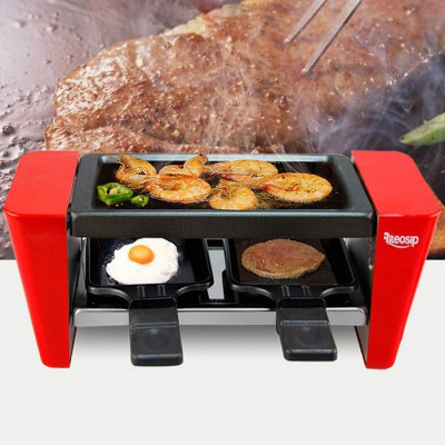 JJ16019 Smokeless Electric Grill