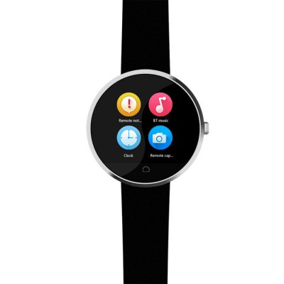 Haier G6 MTK2502C Heart Rate Monitor Smart Bluetooth Watch