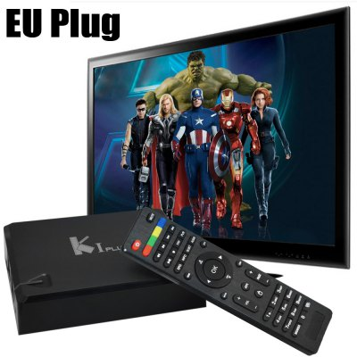 KI PLUS S2 T2 TV Box Android 5.1.1