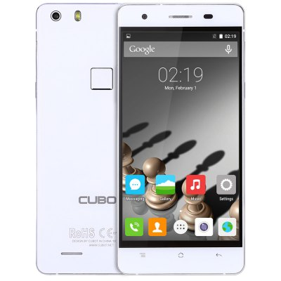Cubot S500 5.0 inch Android 5.1 4G Smartphone