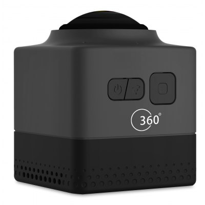 Cube 360 WiFi 360 Degree Angle Action Camera Recorder