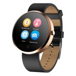 Haier G6 MTK2502C Heart Rate Monitor Smart Bluetooth Watch Sleep Monitoring Remote Camera Anti-lost Pedometer Sedentary Reminder Information Push