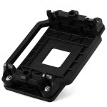 Plastic AMD CPU Cooling Bracket Compatible with AM2 / AM3 Slot