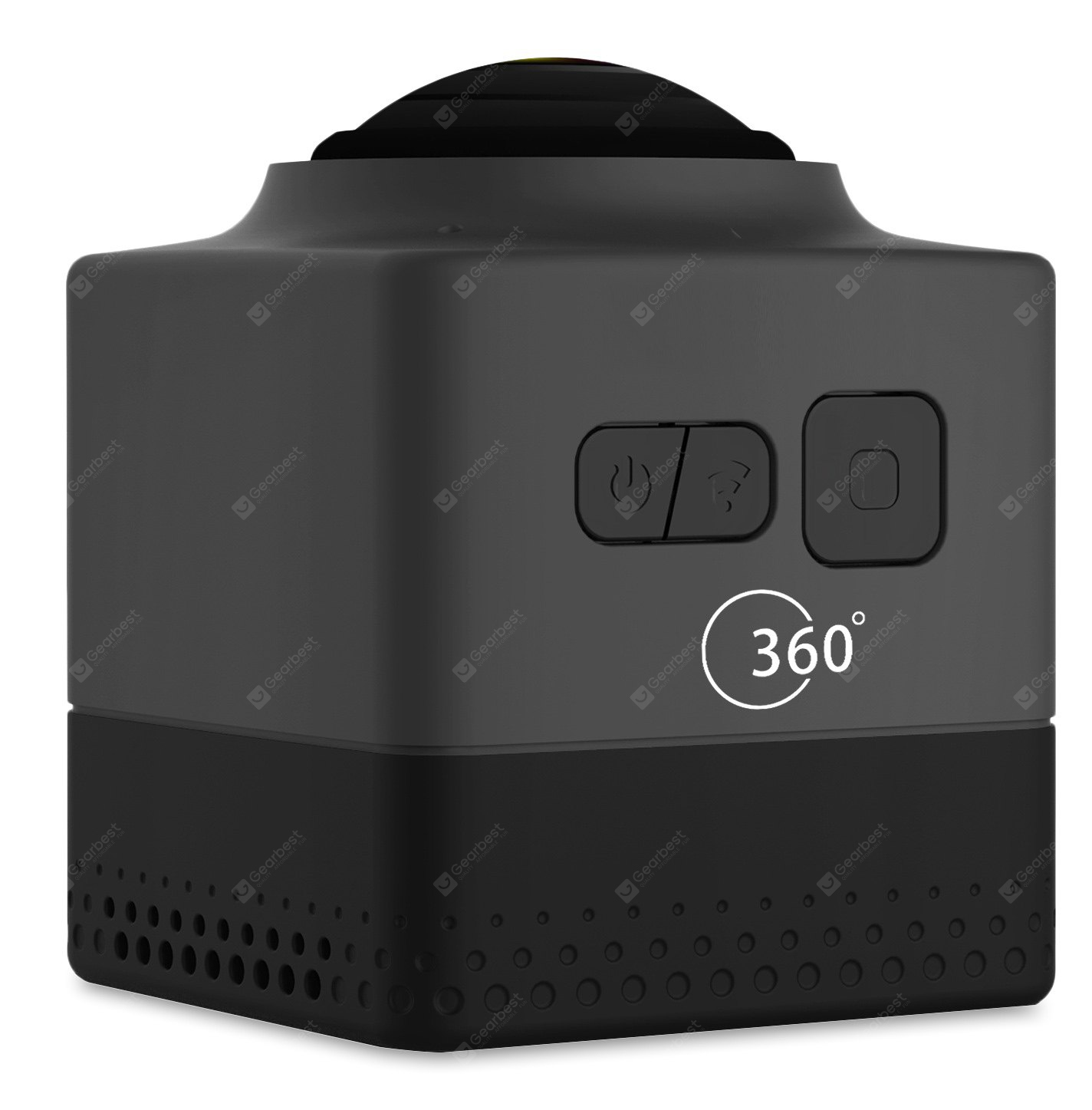 Cube 360 WiFi 360 Degree Wide Angle Action Camera