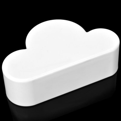 Lovely Cloud Shape Magnetic Key HolderOther Supplies<br>Lovely Cloud Shape Magnetic Key Holder<br><br>Material: ABS<br>Color: White<br>Product weight: 0.018 kg<br>Package weight: 0.039 kg<br>Product size (L x W x H): 10.00 x 5.80 x 3.00 cm / 3.94 x 2.28 x 1.18 inches<br>Package size (L x W x H): 11.00 x 6.00 x 4.00 cm / 4.33 x 2.36 x 1.57 inches<br>Package Contents: 1 x Lovely Cloud Shape Magnetic Key Holder