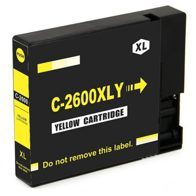 INK-TANK C-2600XLY 22ml Spare Ink Cartridge