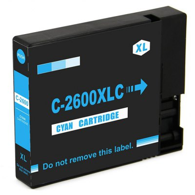 INK-TANK C-2600XLC 22ml Spare Ink Cartridge