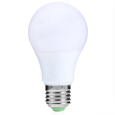 E27 3W 300LM RGB LED Bulb with Remote Controller 85-265V