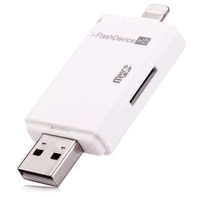 Card Reader for iOS Mac Tablet PC