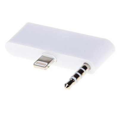 8Pin to 30Pin + Audio Adapter for iPhone 5 / iPod Touch 5