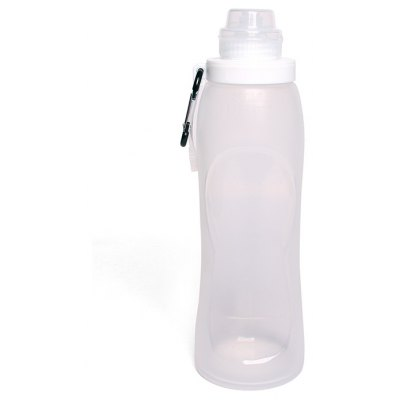 Myfriday S3 500ml Portable Silicone Folding Water Bottle