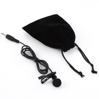 1.2m / 47 inch Handheld External Condenser Microphone with Clip