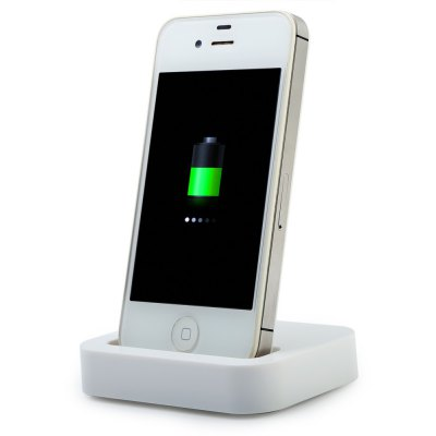 Portable 30 Pin Base Dock Station Charger