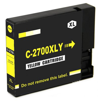 INK-TANK C-2700XLY 22ml Spare Ink Cartridge