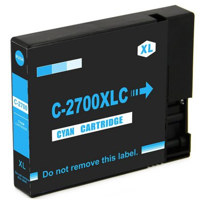 INK-TANK C-2700XLC 22ml Spare Ink Cartridge