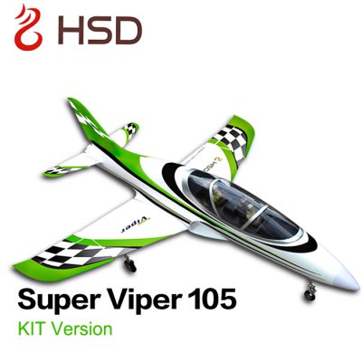 HSD Super Viper 105 Glider Kit