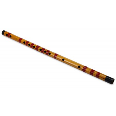 Natural Bamboo Flute - 47cm