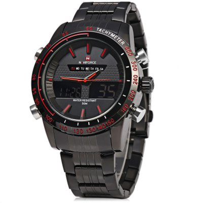NAVIFORCE NF9024 Men Quarz Digital Watch