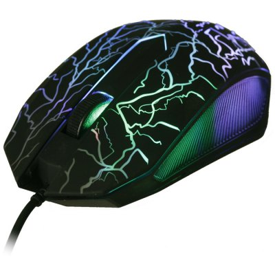 BM007 USB Wired Optical Gaming Mouse