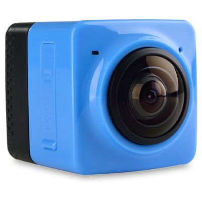 Cube 360 WiFi 360 Degree Angle Video Action Camera