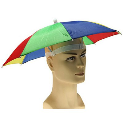 UV Protection Umbrella Hat Cap