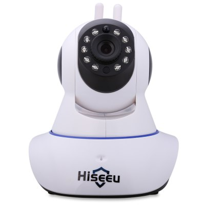 Hiseeu HSY-FH1 720P Double WiFi Indoor IP Camera