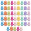 50pcs Flawless Foundation Smooth Makeup Powder Puff Sponge for Beauty deal